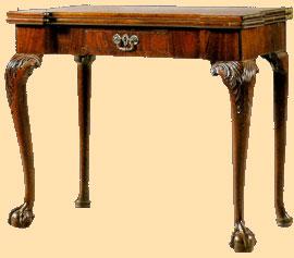 Столы вторая половина xviii века 1700 1760